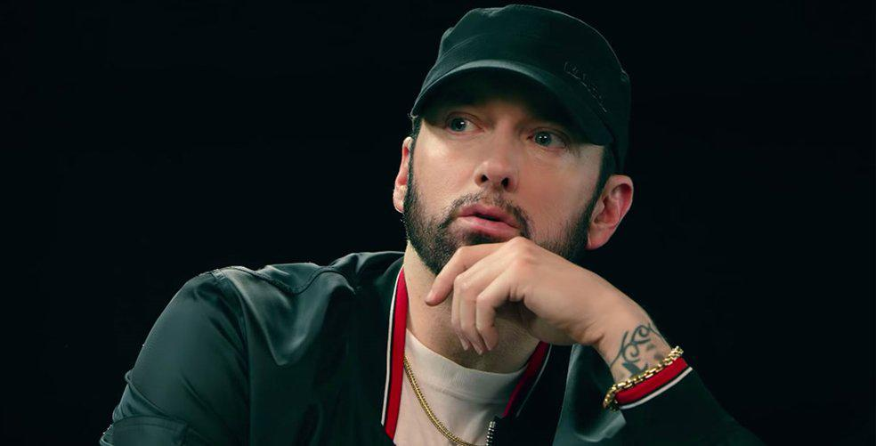 Eminem vs. Machine Gun Kelly: the beef so far