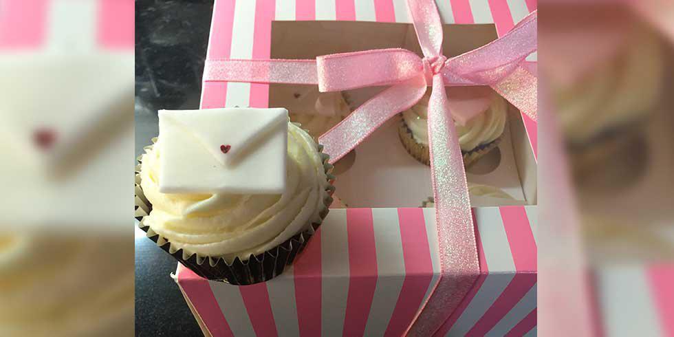 Rezept: supersüße Valentinstag-Cupcakes