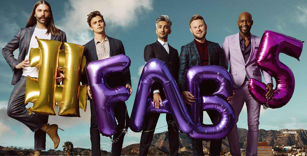 6 reasons we're excited for Queer Eye season 2