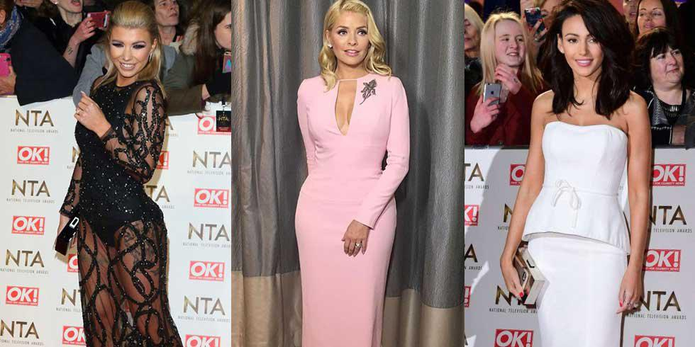 The NTAs 2017: best and worst dressed