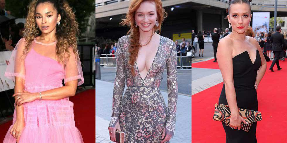 The BAFTA TV Awards: Best and worst dressed