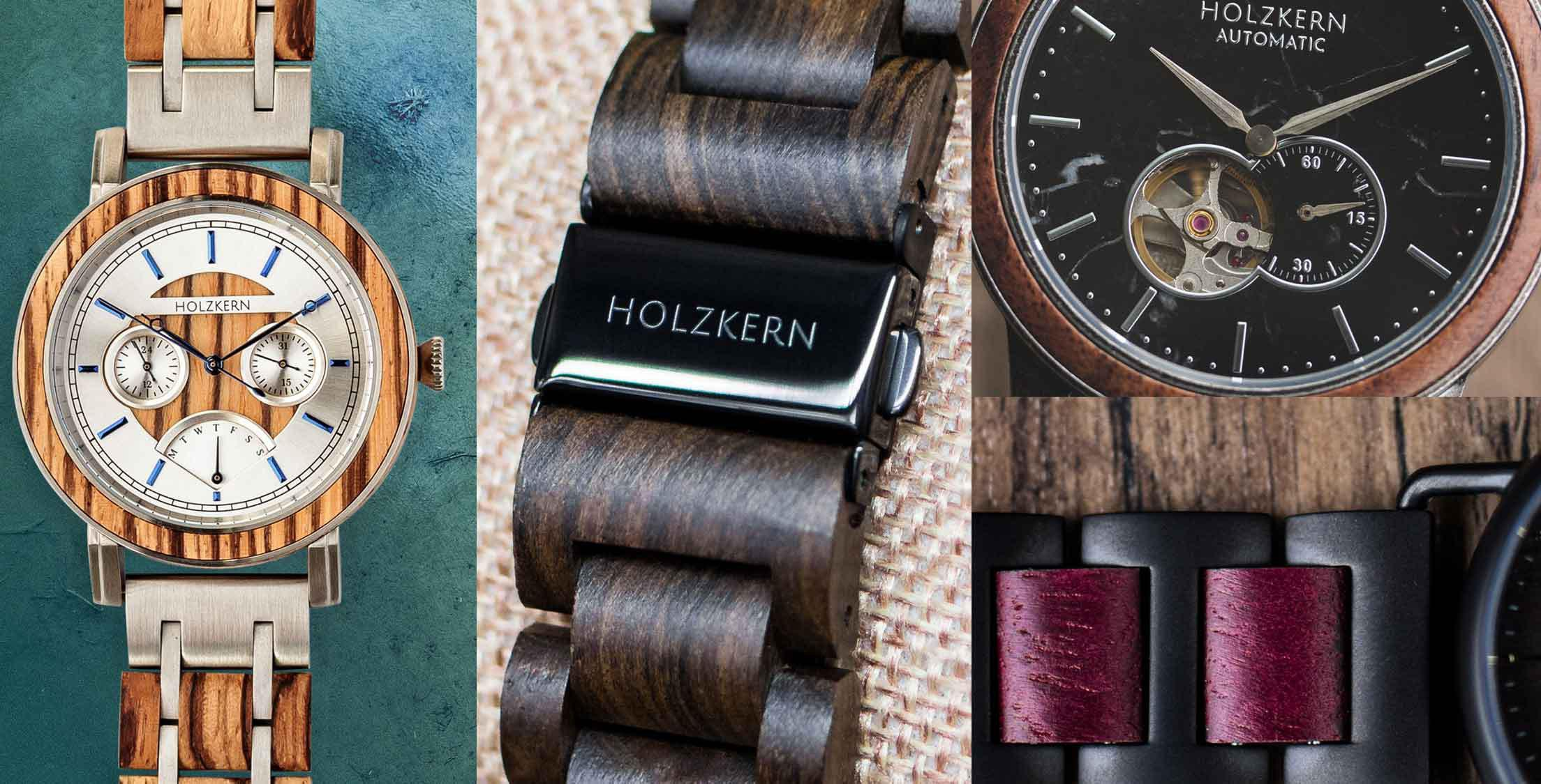7 reasons why Holzkern watches are so special