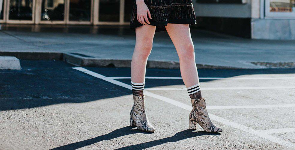 4 snakeskin items to update your wardrobe