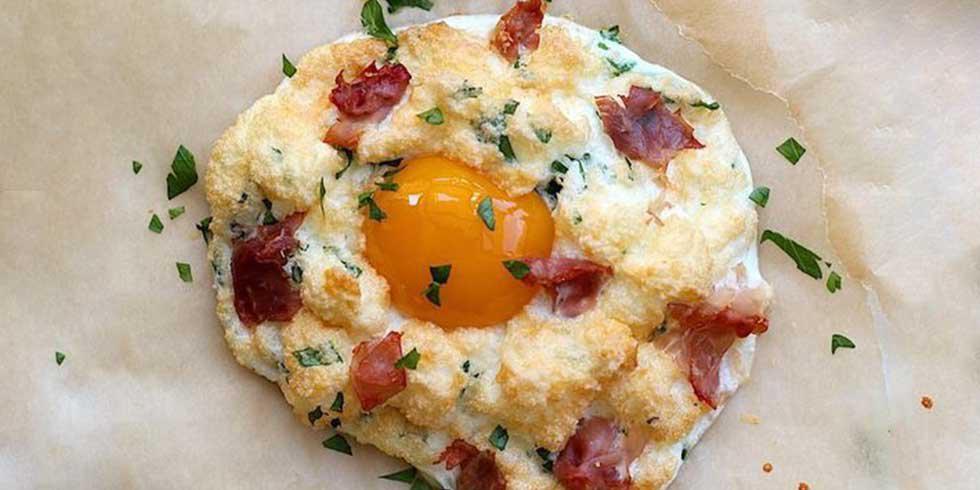 Cloud Eggs: Der Frühstücks-Trend, den du unbedingt ausprobieren musst