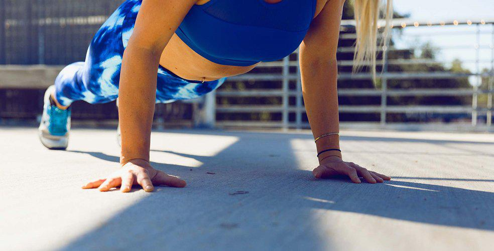 7 workouts to do at home