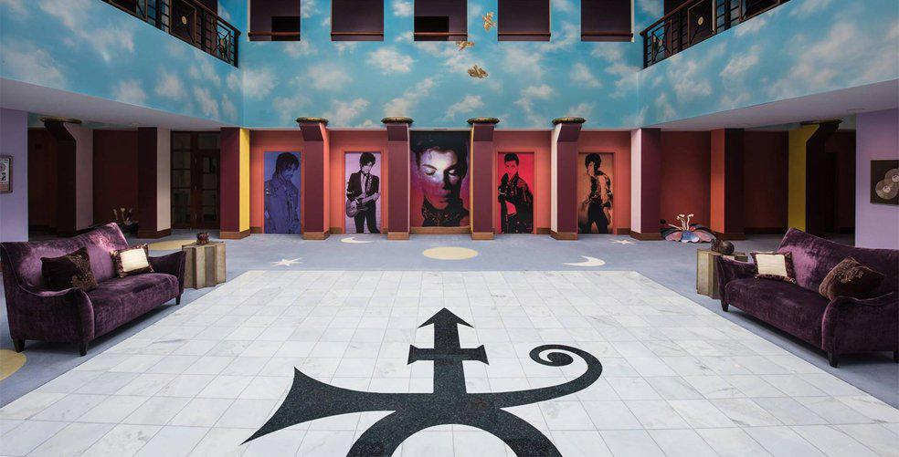 Where music was born: a journey through Prince's estate