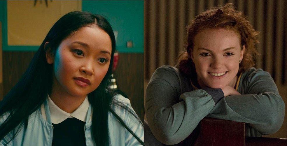 Are you Lara Jean Covey or Sierra Burgess?