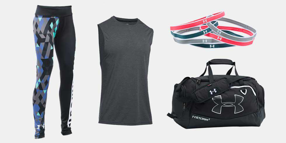 6 pieces of perfect sportswear