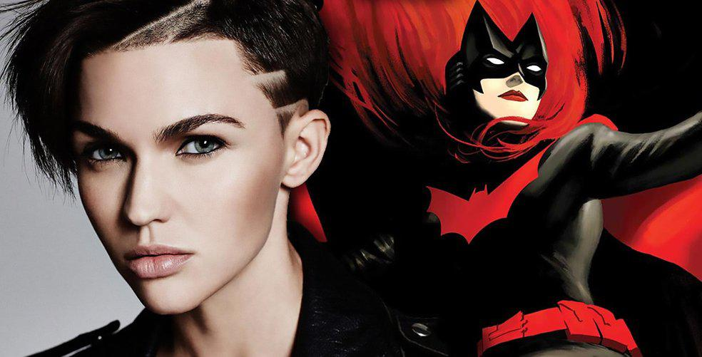 Who's under the mask? Ruby Rose to play Batwoman