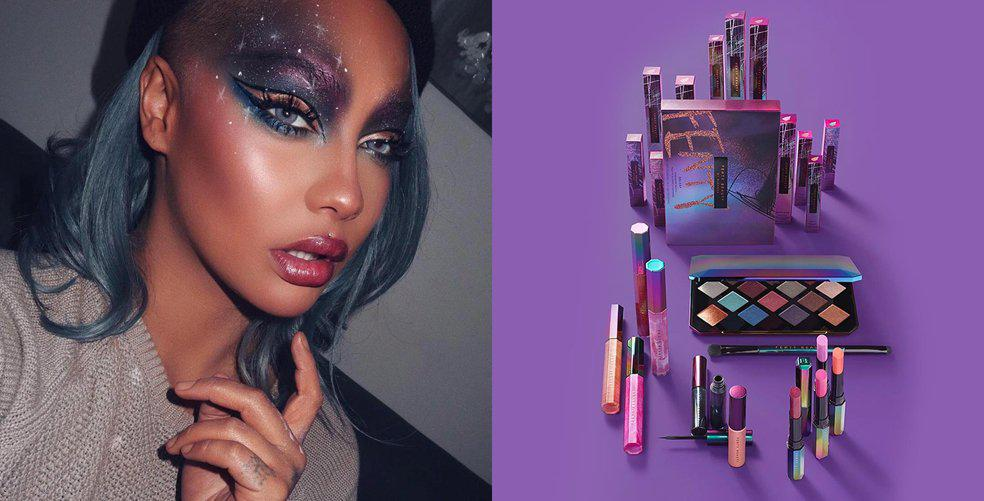 Fenty Beauty's new Galaxy collection is everything