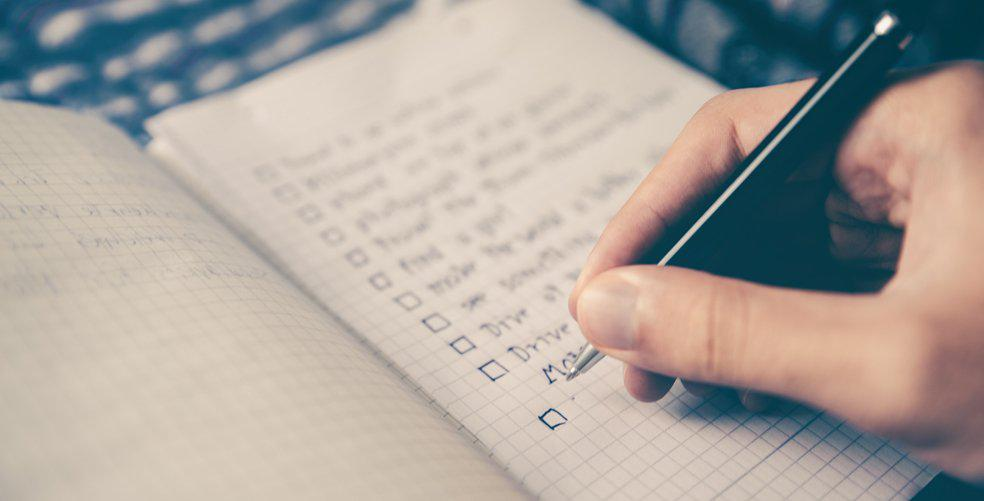5 lists you can make using Evernote