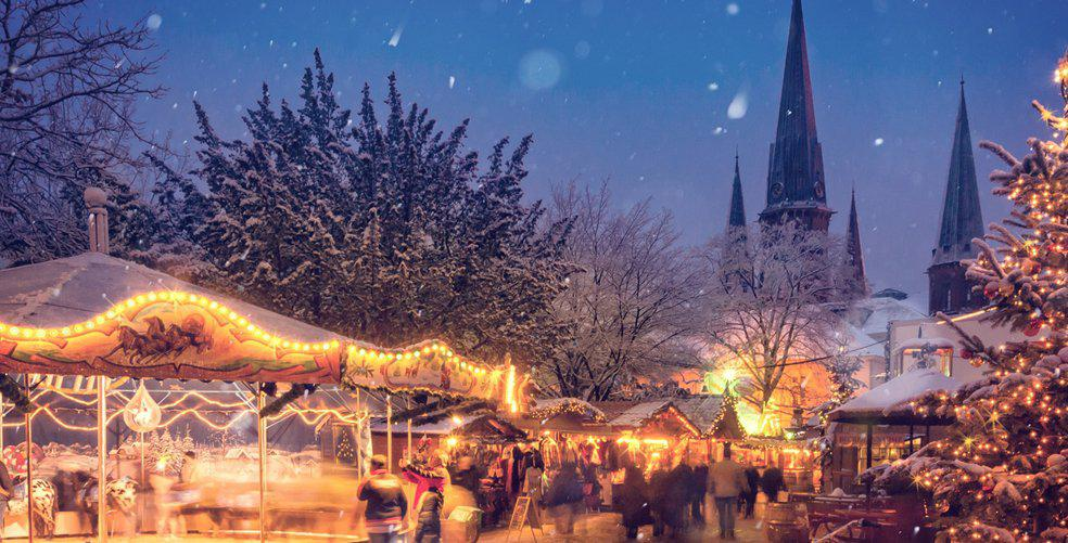 The 5 most magical Christmas markets around the world