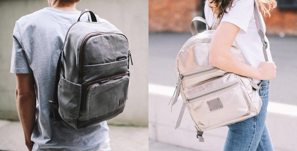 One strap or two? The great 2018 backpack round-up