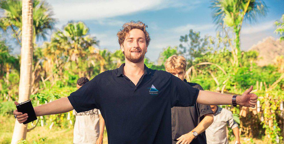 World Experience > Work Experience. Check Out Project Everest Ventures