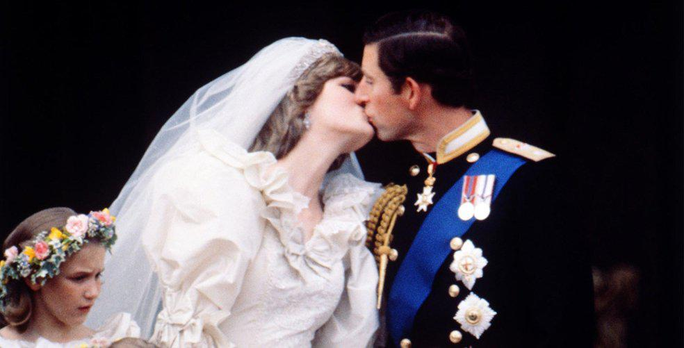 Here comes the queen: royal weddings of the past