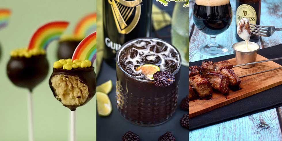 Get lucky: foodie favourites for St Paddy's Day