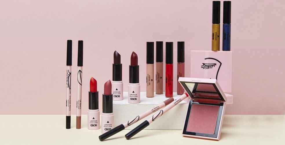 ASOS launches their own beauty range