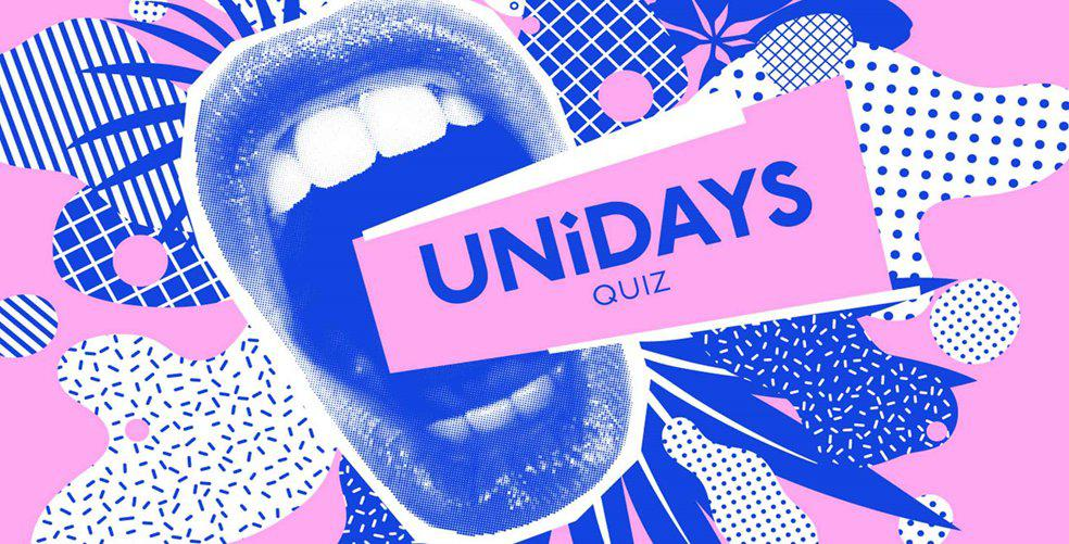 Everything you need to know about the UNiDAYS Quiz
