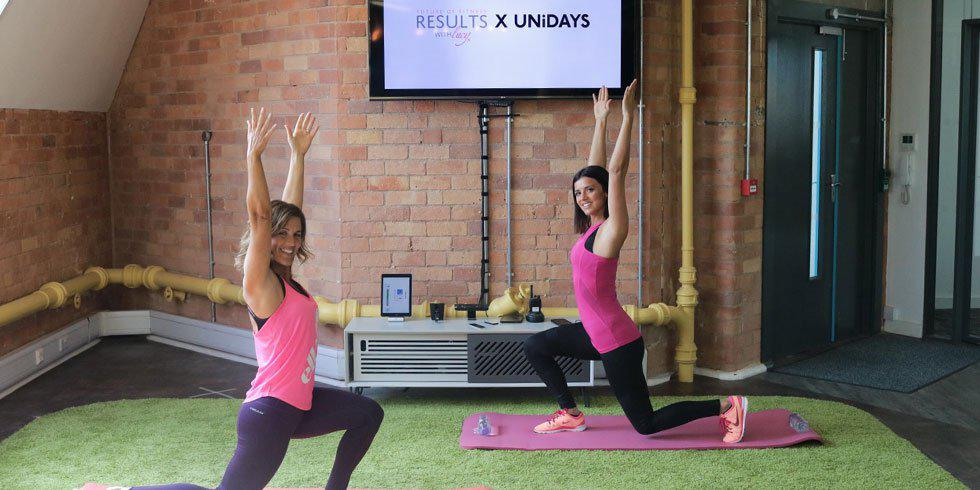 Your fitness questions answered by Results With Lucy!
