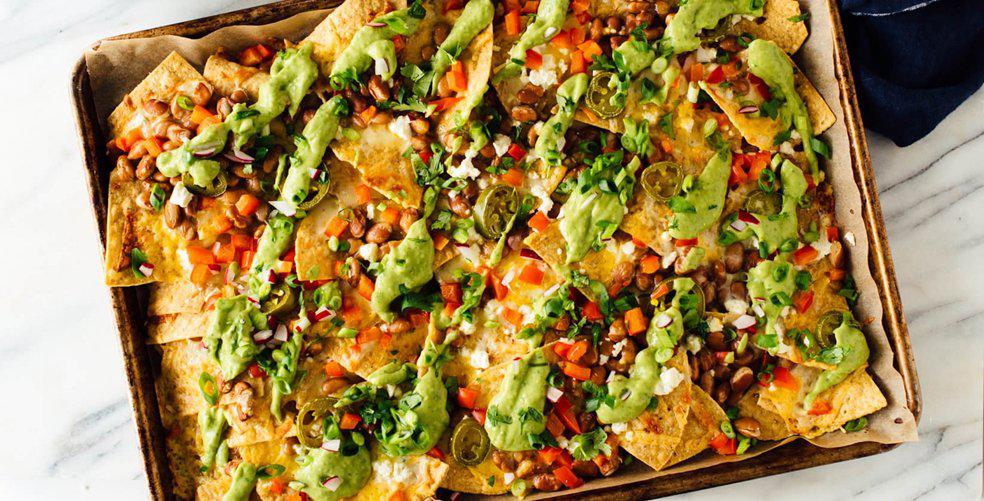 Nacho recipes to make after you vote