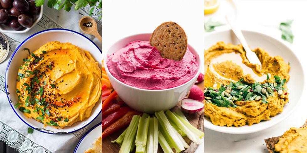 6 recetas de humus que necesitas conocer
