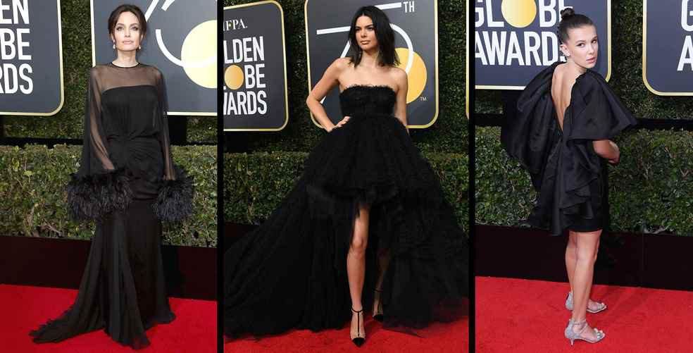The Golden Globes: Who wore what and why