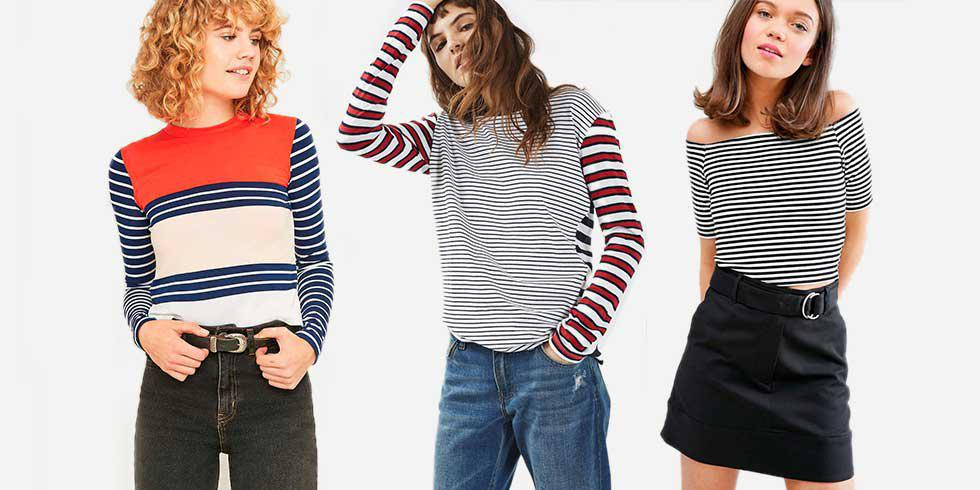 9 striped tops that'll never go out of style