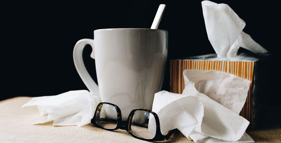 5 ways to avoid fresher's flu