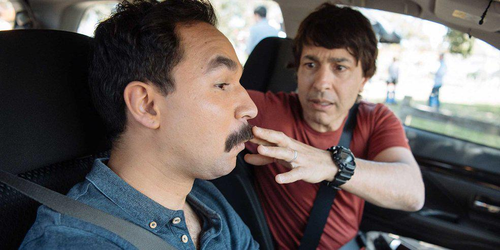 "Give your driver ""a lift"" with Arj Barker!"