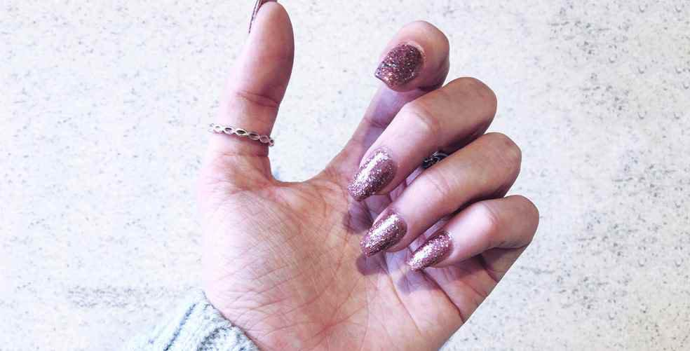 The best party season nails from Instagram