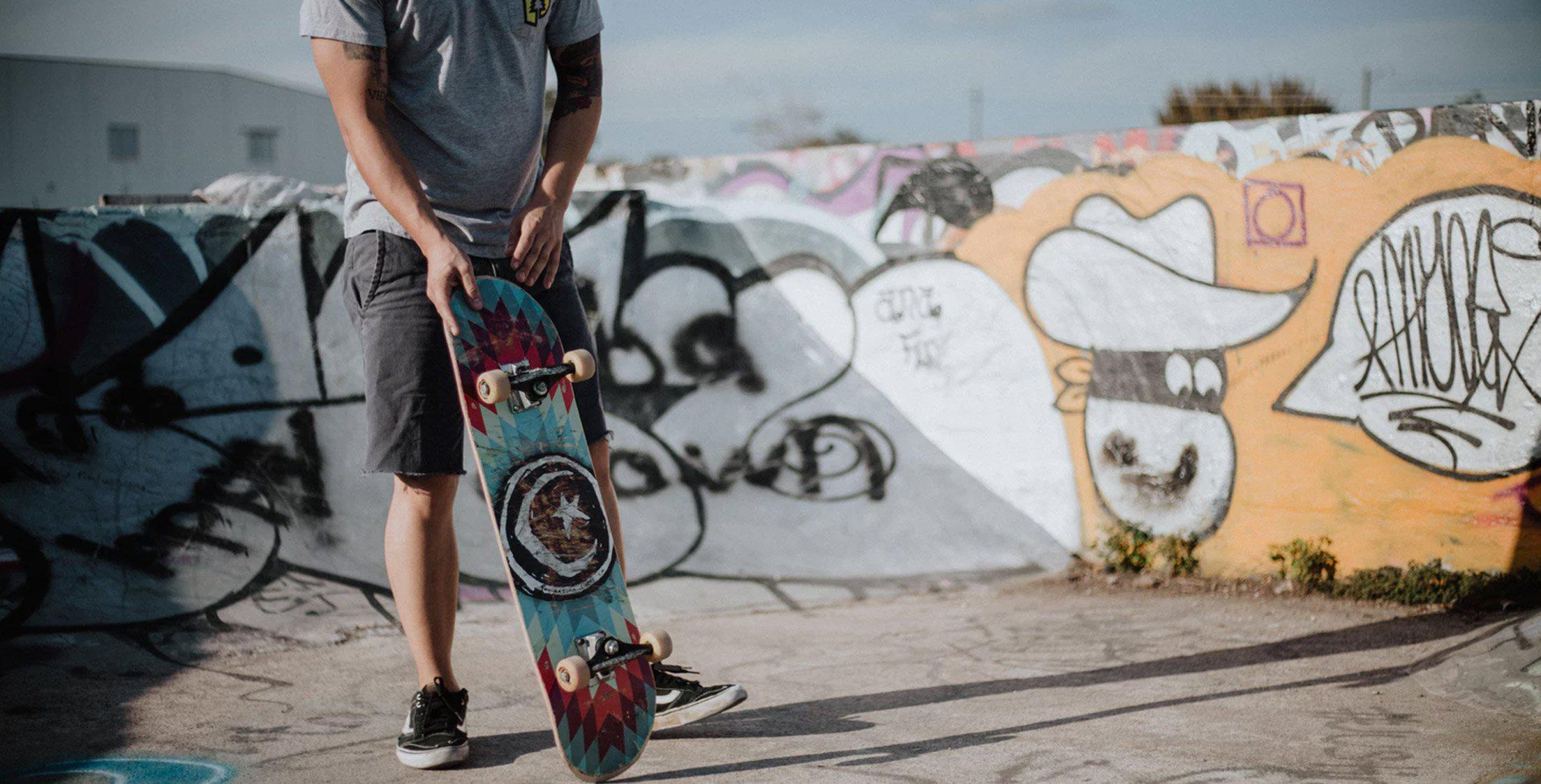 5 must have items to nail the skater vibe