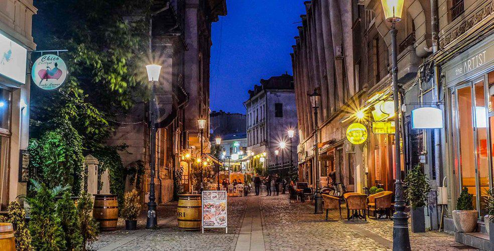 6 reasons why Bucharest should be your next city break
