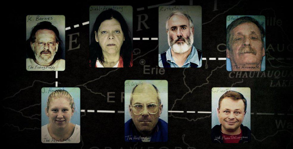 5 true crime docs that'll keep you guessing
