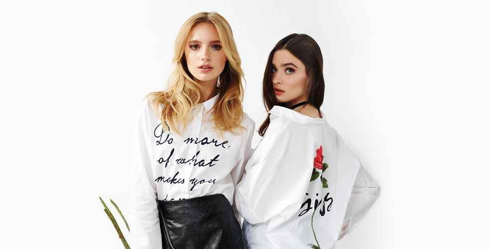 4 Slogan-Sweatshirts für den Herbst