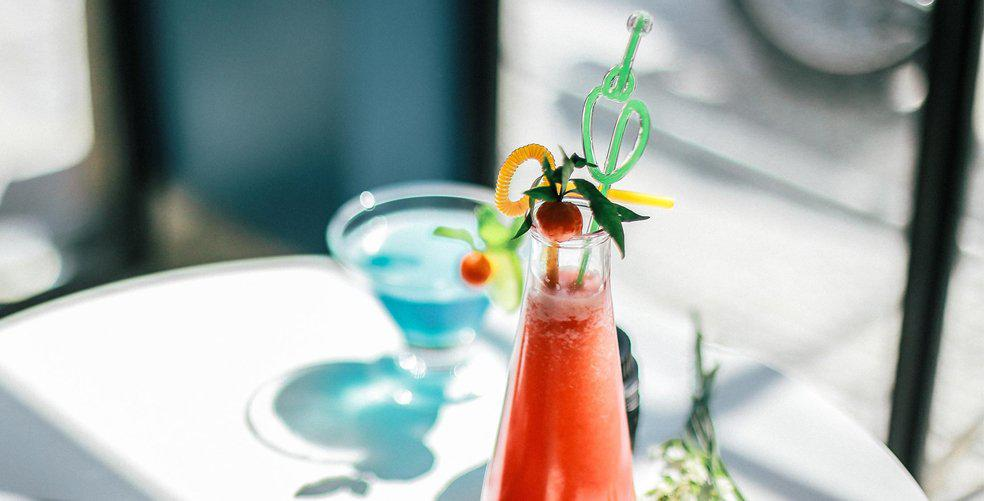 7 summer vacation inspired cocktails