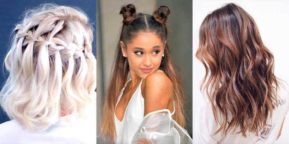 3 super easy heat free hairstyles