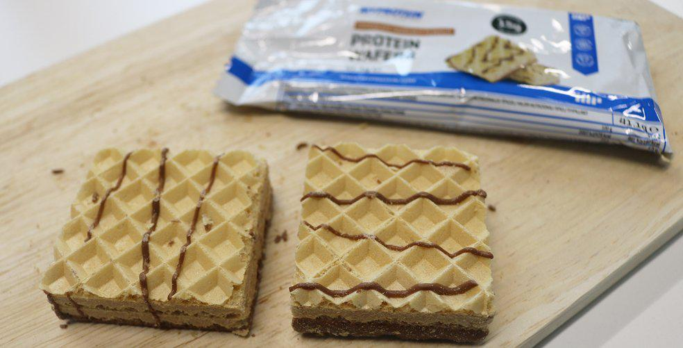 MyProtein-Snacks im Test