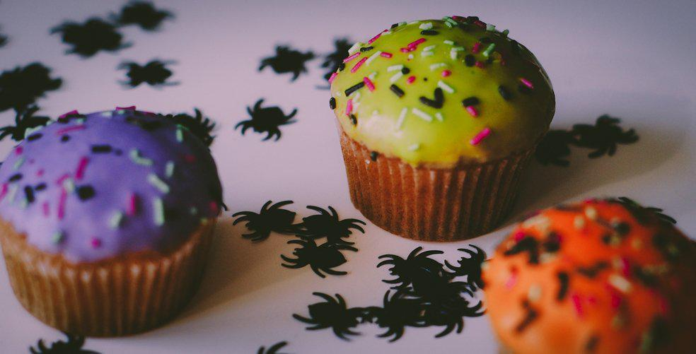 Easy last-minute Halloween snacks