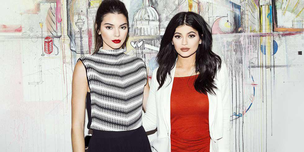 Get the look: Kendall vs. Kylie