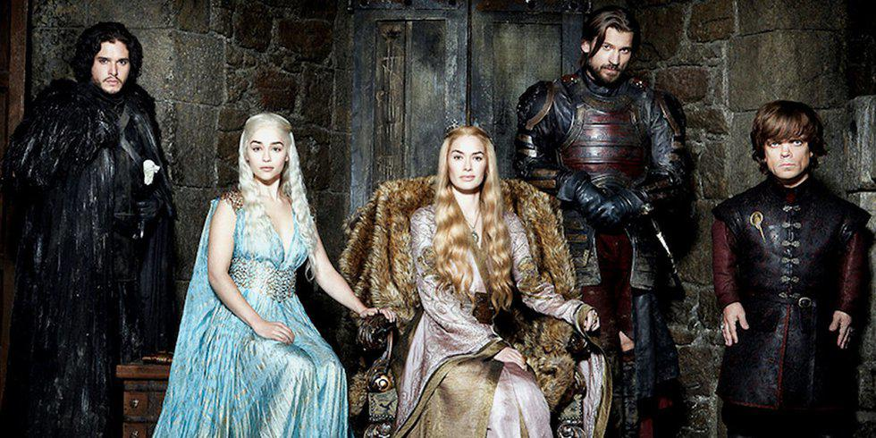 10 things you need to celebrate the return of Game of Thrones