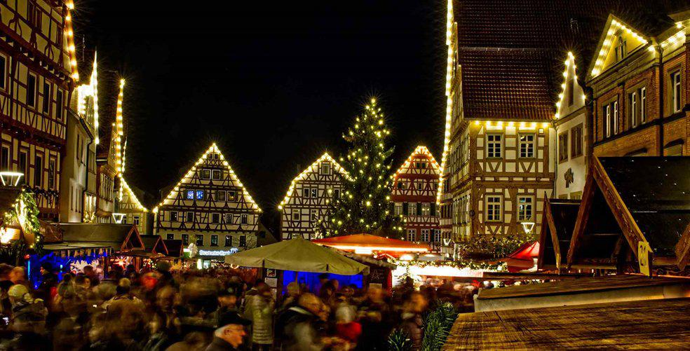 4 incredible European destinations to spend Xmas & the New Year