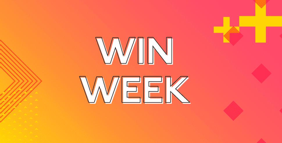 Win Week: Alles was du wissen musst