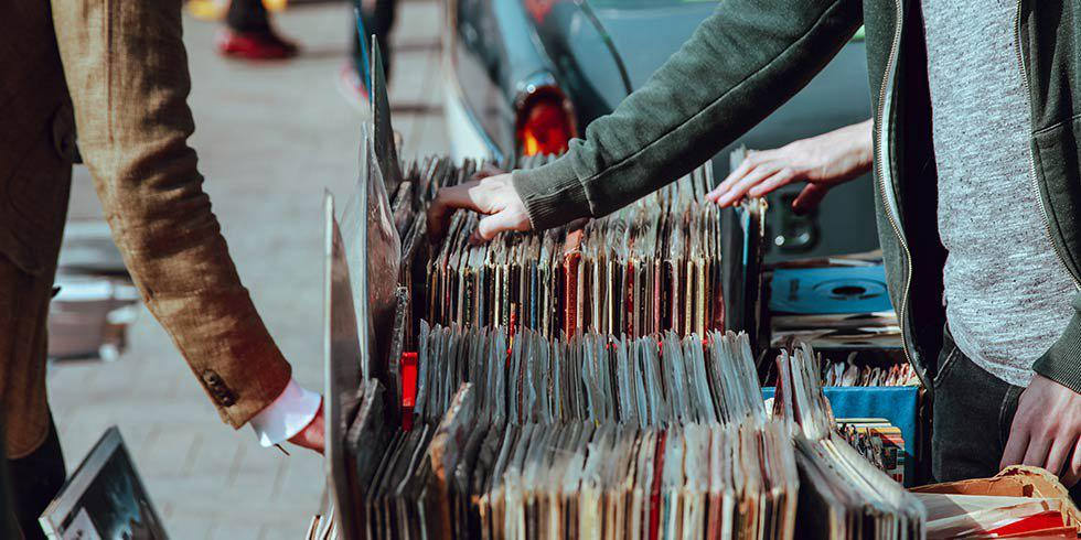 5 ways to celebrate Record Store Day