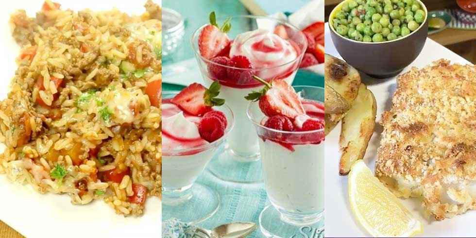 4 awesome healthy and high-protein dishes