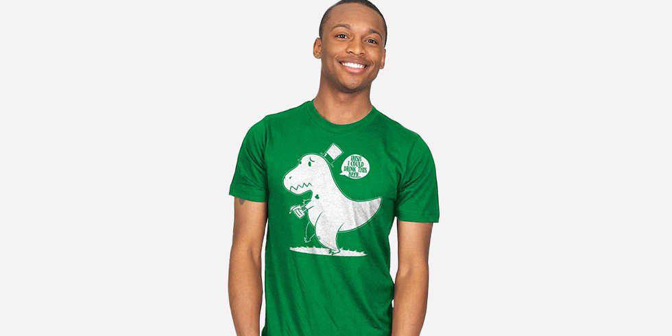5 hilarious St. Patrick's Day t-shirts for guys