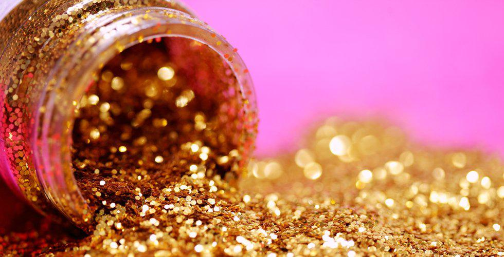 A girl's guide to glitter