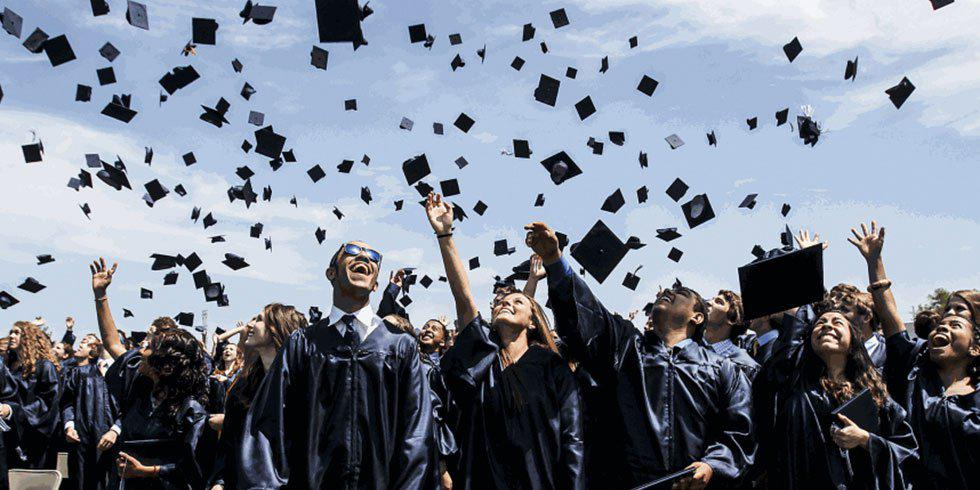 You made it: The graduation playlist