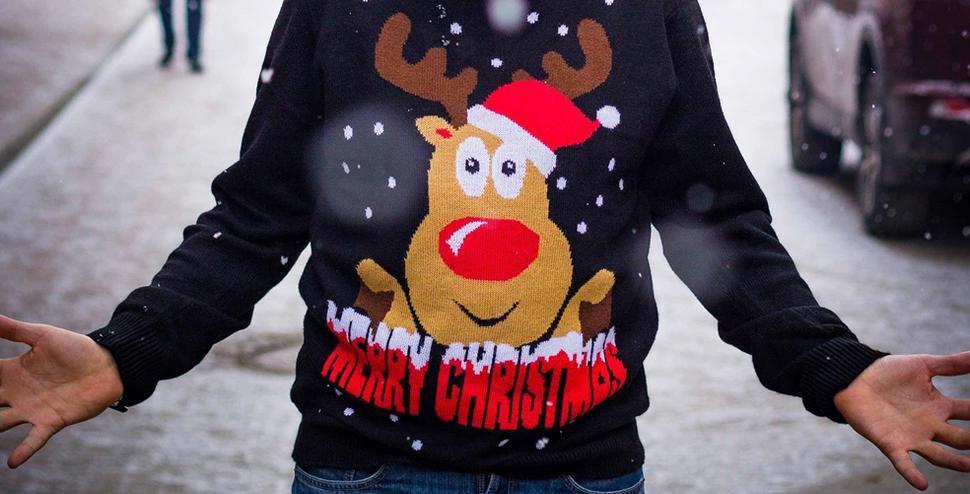 Die besten Weihnachtspullover überhaupt