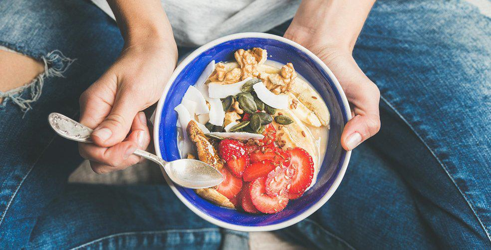 4 nutrition tips for the days you're not training