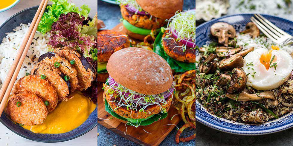 6 leckere Veggie-Sommergerichte